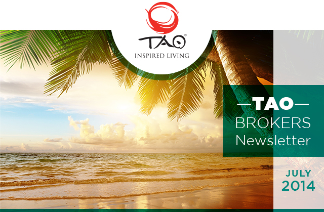 TAO - BROKERS Newsletter