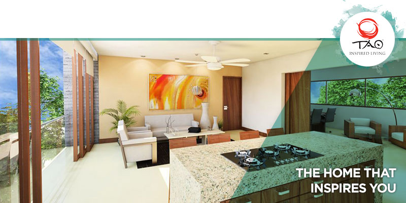 Residential Area - XIAO Penthouses