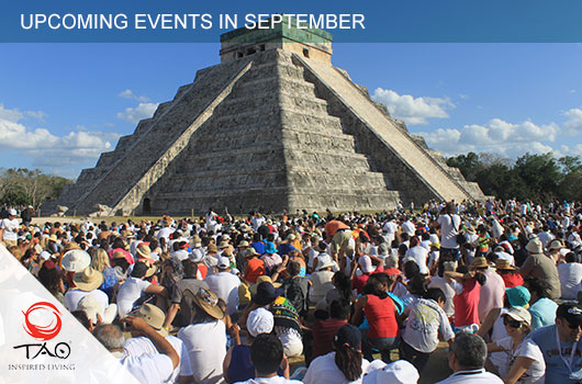 The Shadow and the Serpent – Fall Equinox at El Castillo Pyramid, Chichen Itza