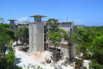 Construction Site Progress