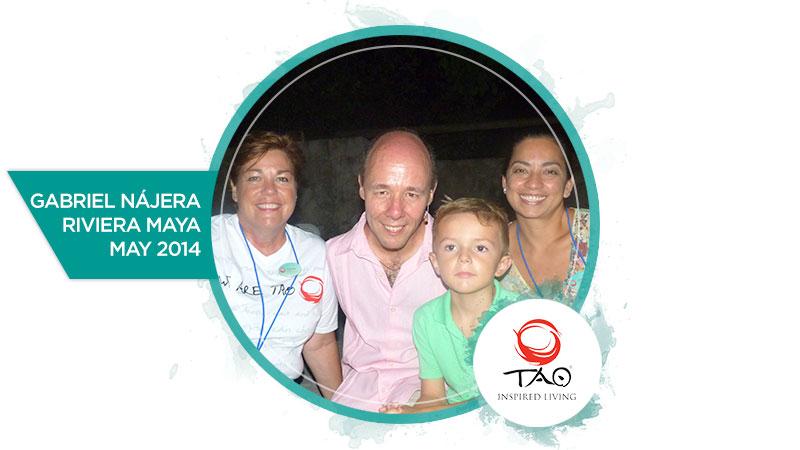 Gabriel Nájera: RIVIERA MAYA MAY 2014