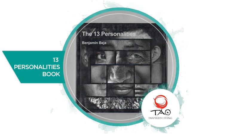 13 Personalities Book