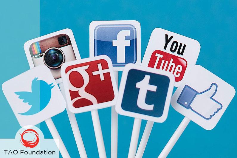 COMMUNICATION VIA SOCIAL MEDIA
