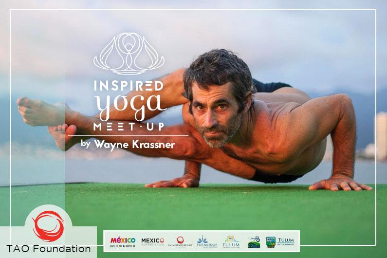Inspired Yoga with Wayne Krassner // Inspired Yoga con Wayne Krassner