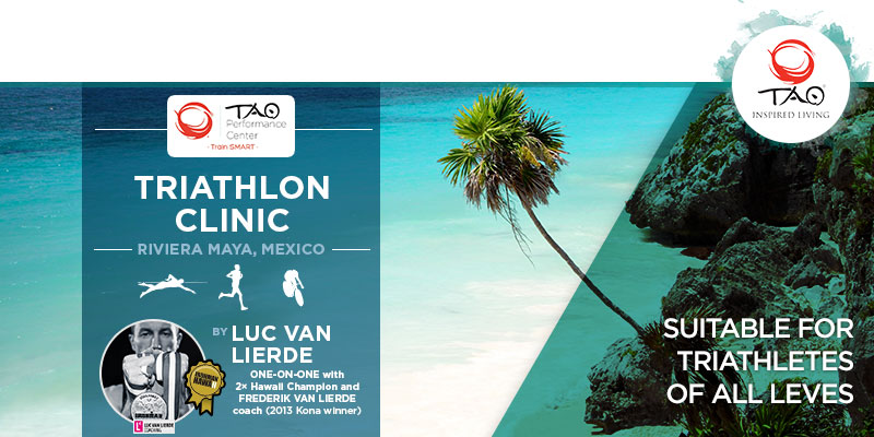 Triathlon Clinic with Luc Van lierde