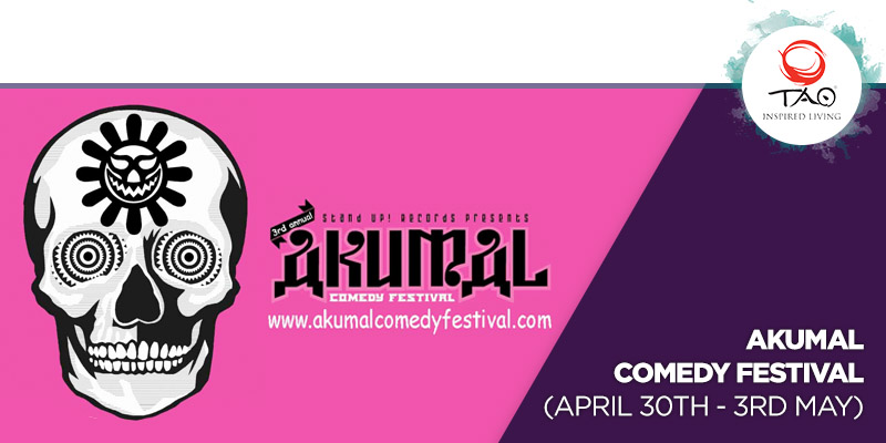 Akumal Comedy Festival