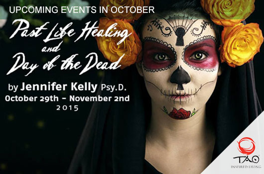 Past Life Healing and Day of the Dead with Jennifer Kelly Psy.D