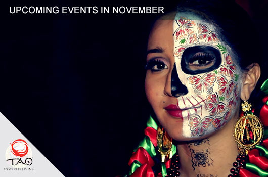 Festival of Life & Death at Xcaret Park