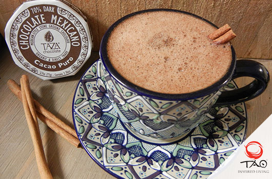 RECIPE: Ancient Ways for Comfort on Cold Days: Mexican Hot Chocolate