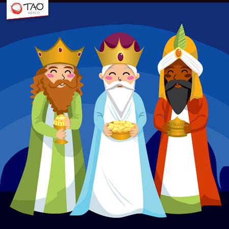 Día de Reyes - Kings Day
