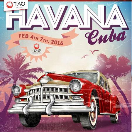 TAO Cuba Trip
