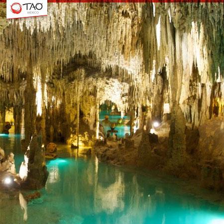 Rio Secreto Cenote Park