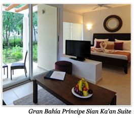 Gran Bahía Príncipe Sian Ka'an Suite