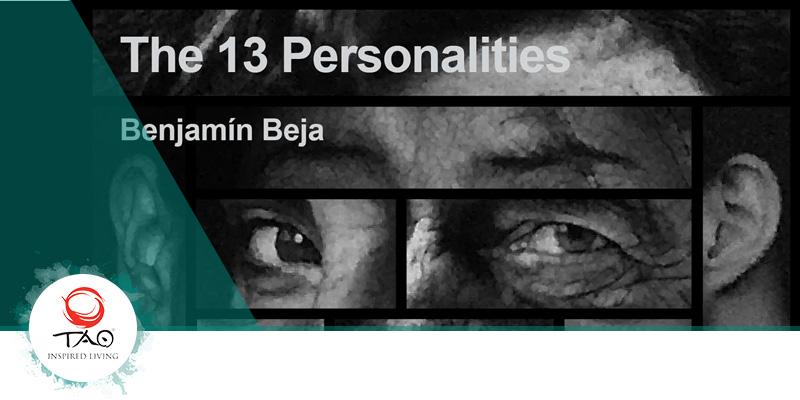 13 Personalities by Benjamin Beja