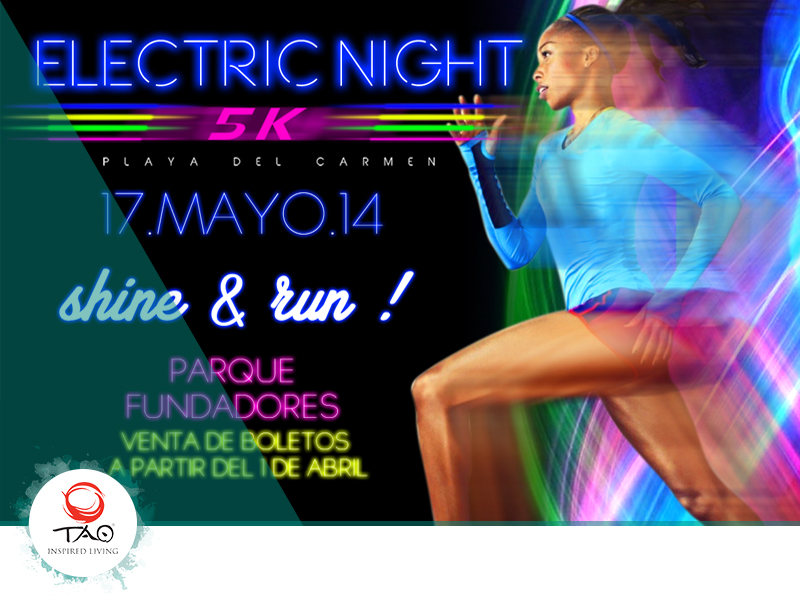 Electric Night 5K