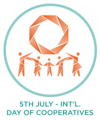 5th July - International Day of Cooperatives