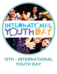 12th - International Youth Day