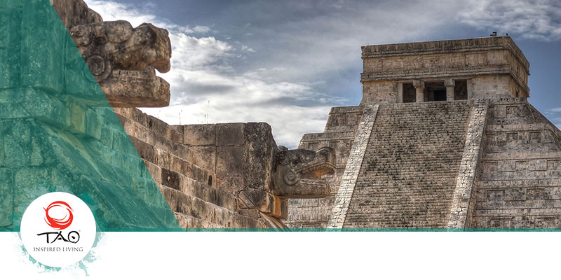 Fall Equinox - Chichen Itzá, September 22nd