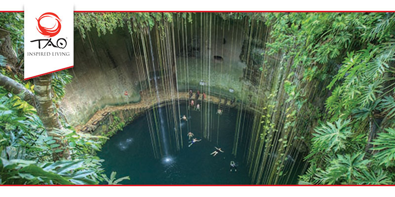 The Cenotes Route