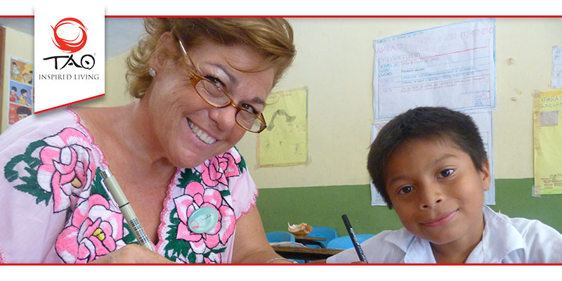 Meet Claudia, our TAO Foundation Director