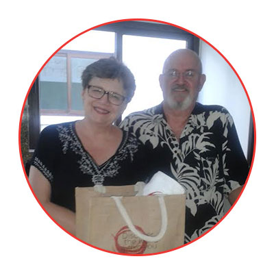 Steve & Kathy Rosson