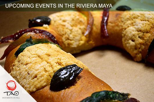 Riviera Maya's Largest Rosca de Reyes
