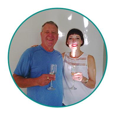 HIRA G8: Glenda & Edward