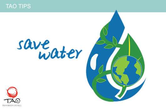 Ways to Save Water & Money