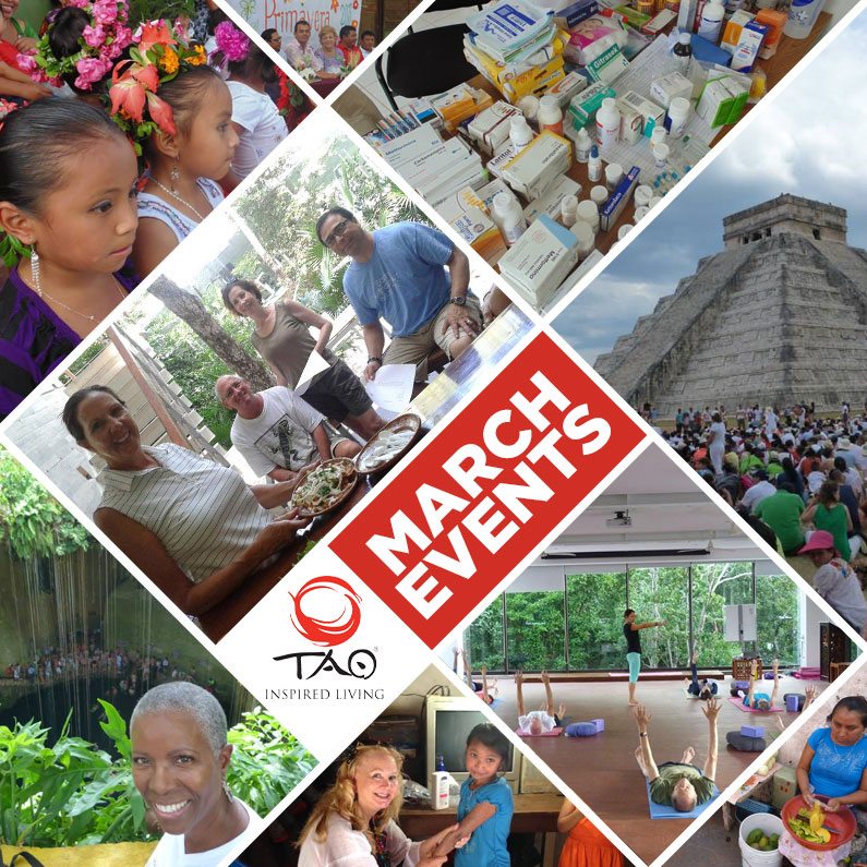 TAO March Events