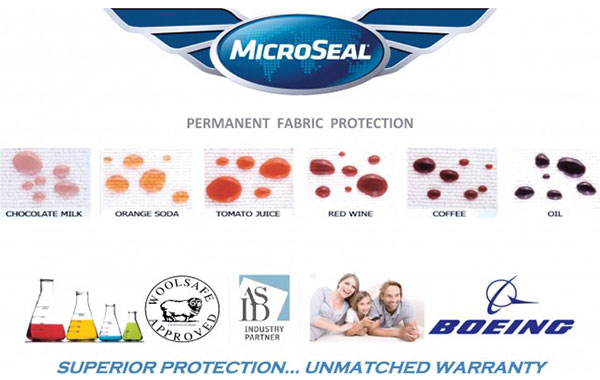 Microseal Premium Fabric Protection Service