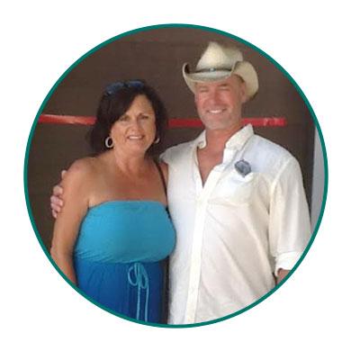 Jeff & Suzanne Taylor