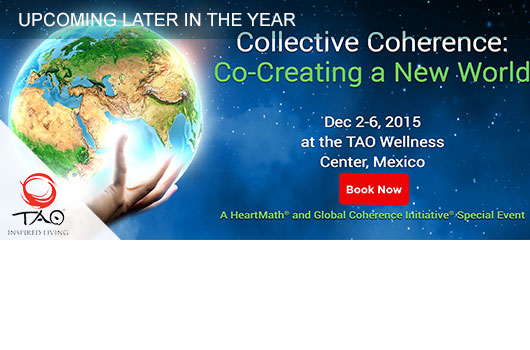 HeartMath and Global Coherence Initiative Event