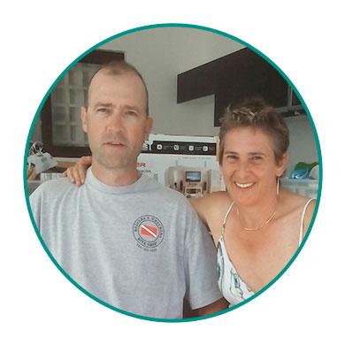Chantal & Chris Robitaille — OCEAN F5