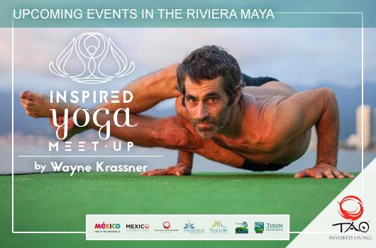 Inspired Yoga by Wayne Krassner