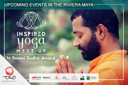 Inspired Yoga with Swami Sudhir