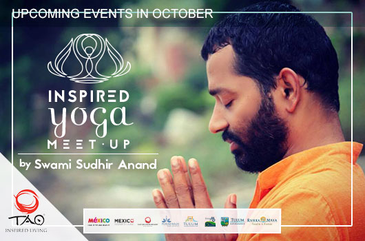 Inspired Yoga by Swami Sudhir Anand