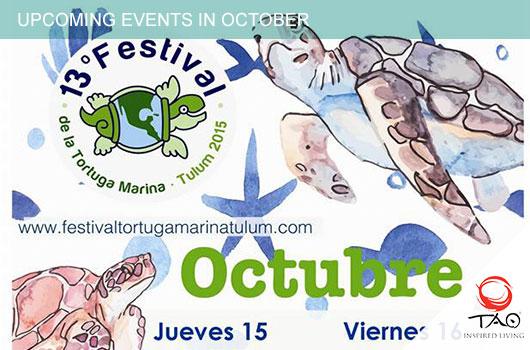 Tulum Sea Turtle Festival