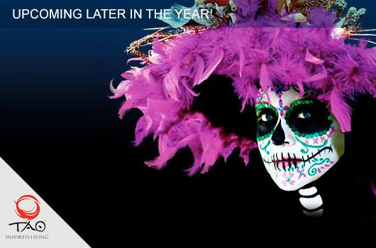 Dia de Muertos LuxYoga Retreat