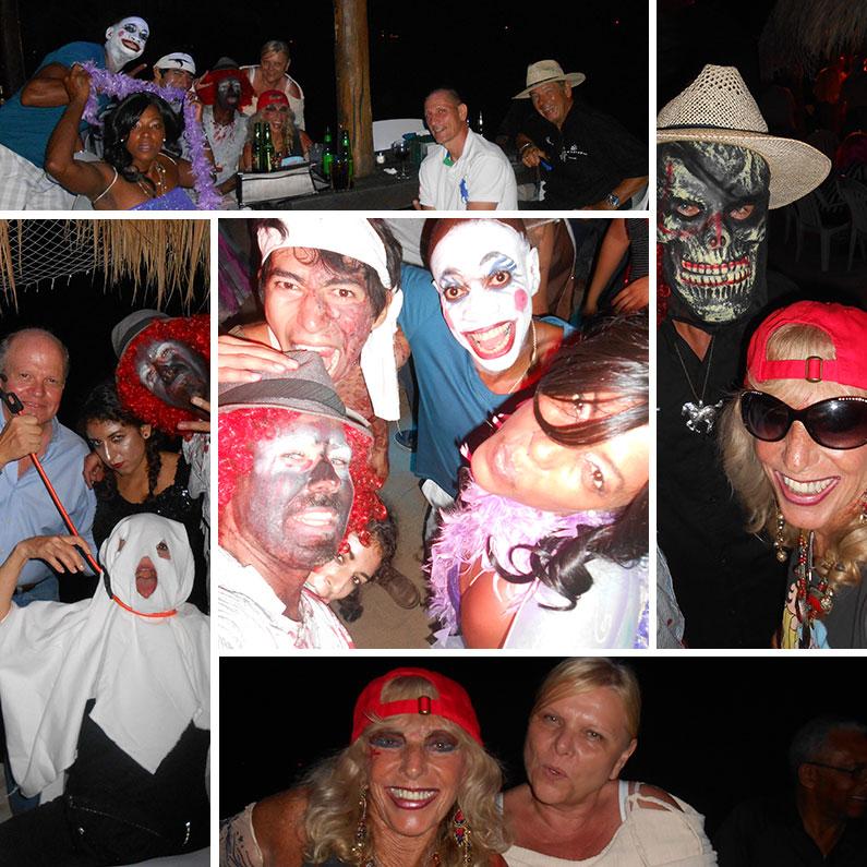 Last Years Halloween Party at La Buena Vida