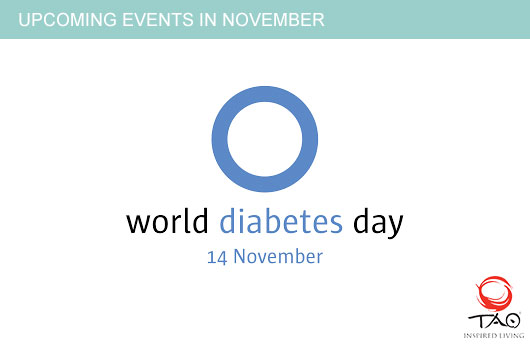 World Diabetes Day - Act today to change tomorrow