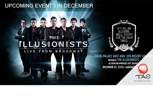 THE ILLUSIONISTS – Witness the Impossible