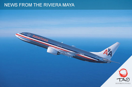 American Airlines adds 4 new routes to the Yucatan Peninsula