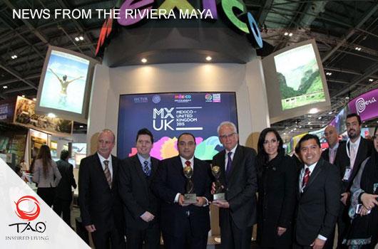 Cancun wins three new distinctions at London Travel Awards