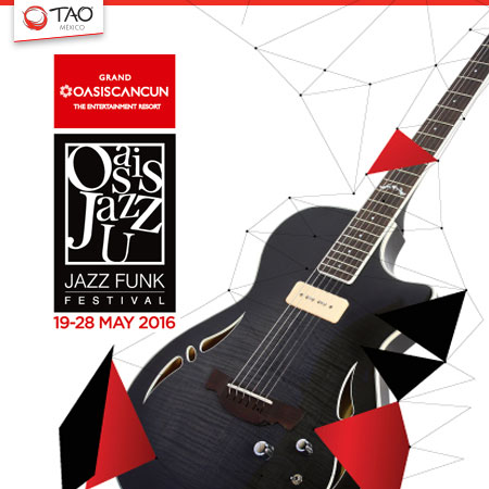 Grand Oasis Cancun to host jazz festival