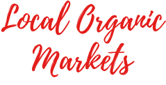Local Organic Markets